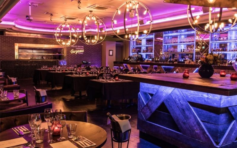 Happy Hour at Sway Rooms, Covent Garden
